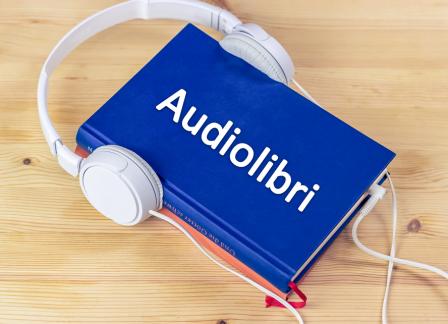 Audiolibri copertina